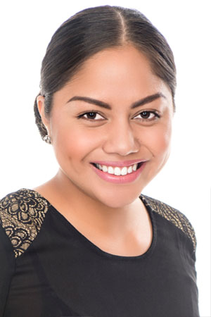 Lilien (Lily) Lea'ana - Receptionist